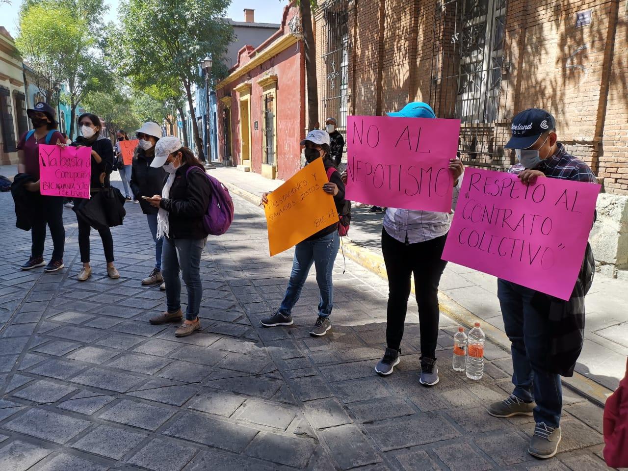 Denuncian amenazas y violencia en 5 bachilleratos comunitarios que no han podido sumarse a huelga