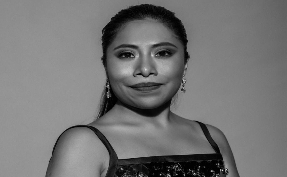 Yalitza Aparicio roba las miradas con un vestido hecho por manos oaxaqueñas