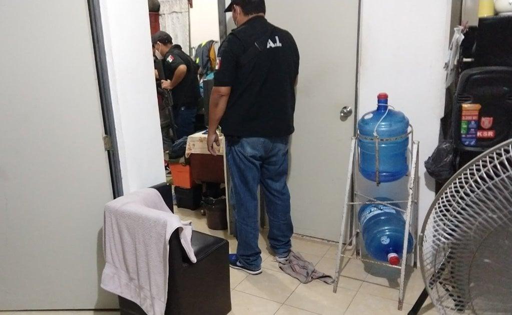 Acusan error de Guardia Nacional: pretendía catear domicilio equivocado en Juchitán