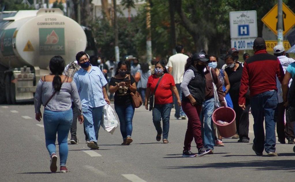 Aumento de 705 casos de Covid-19 en Oaxaca, por ajuste en el sistema epidemiológico: SSO