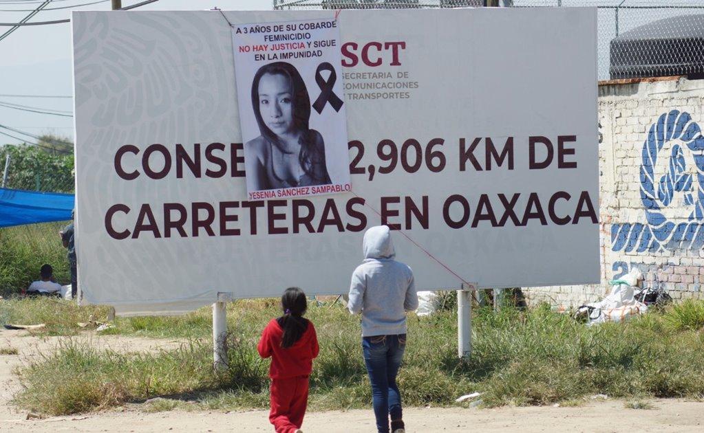 Han asesinado a 900 mujeres en Oaxaca desde que se tipificó el delito de feminicidio: Consorcio