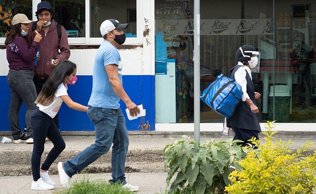 Acumula Oaxaca más de 19 mil contagios por Covid-19; se reportan 786 casos activos