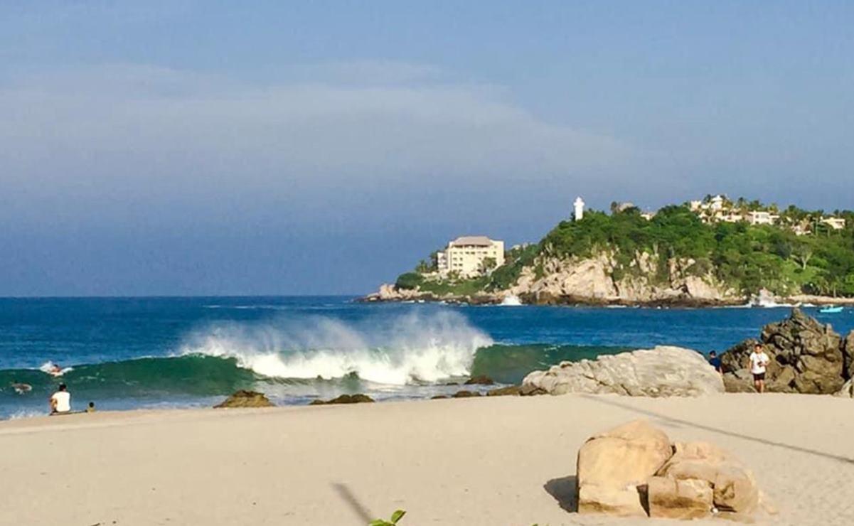 ¿Qué playas están cerradas y tienen ley seca por Covid-19 en Puerto Escondido?