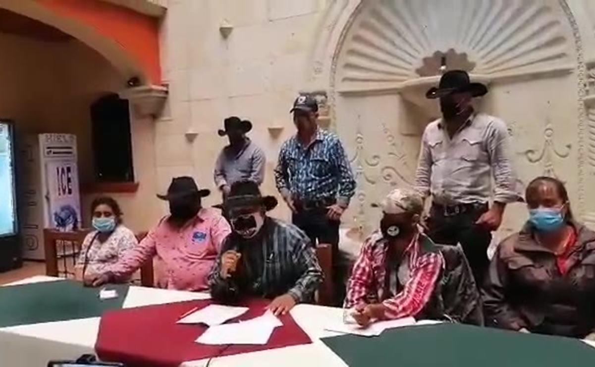 Advierte Santiago Minas marcha a CDMX para dar solución a conflicto agrario con San José Ixtapan