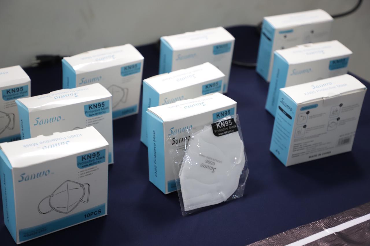 Recibe hospital de Tuxtepec donación de más de 1 mdp en insumos para afrontar pandemia