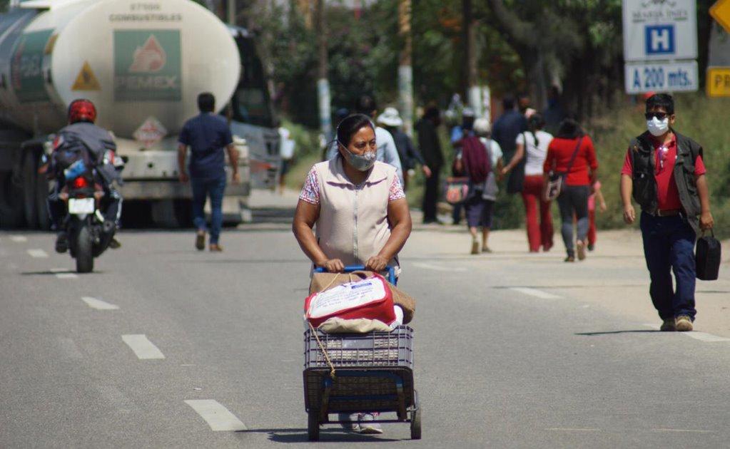 Suma Oaxaca 111 casos más de Covid-19; acumula 19 mil 569