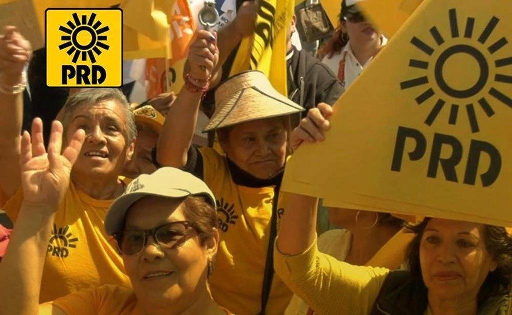 Tribunal federal valida elección de consejeros en el PRD Oaxaca