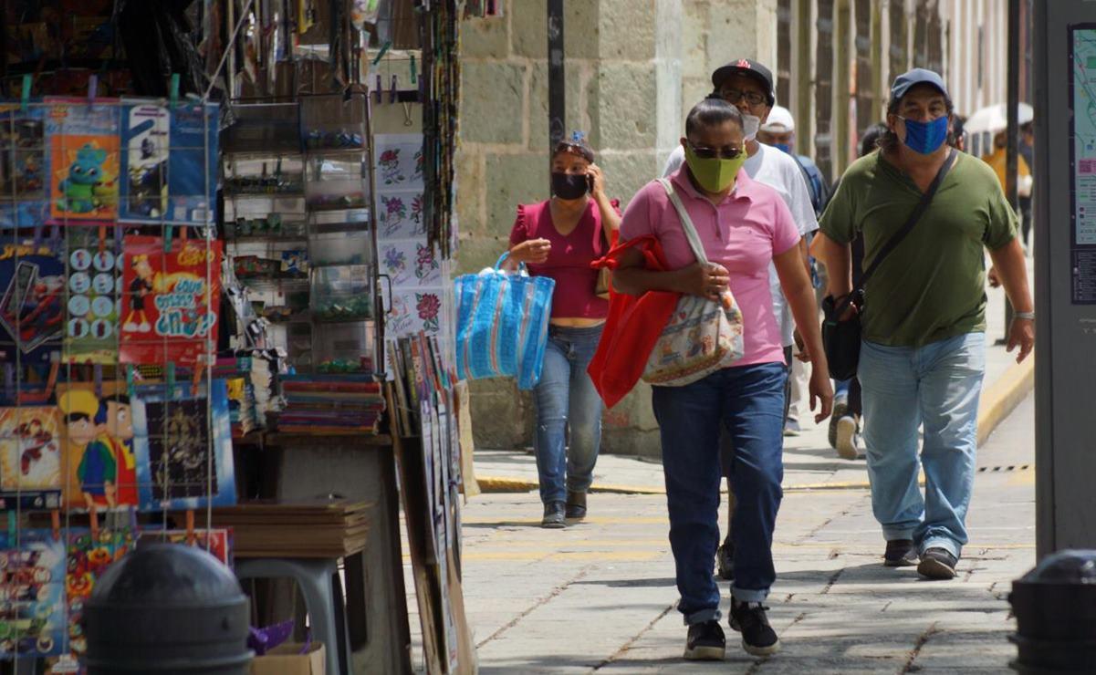 Llega Oaxaca a 19 mil 838 casos de Covid-19; HRAO, sin camas para más pacientes