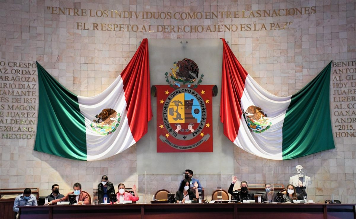 Acusan diputados de Morena a tres funcionarios estatales por presuntos delitos electorales en evento del PRI
