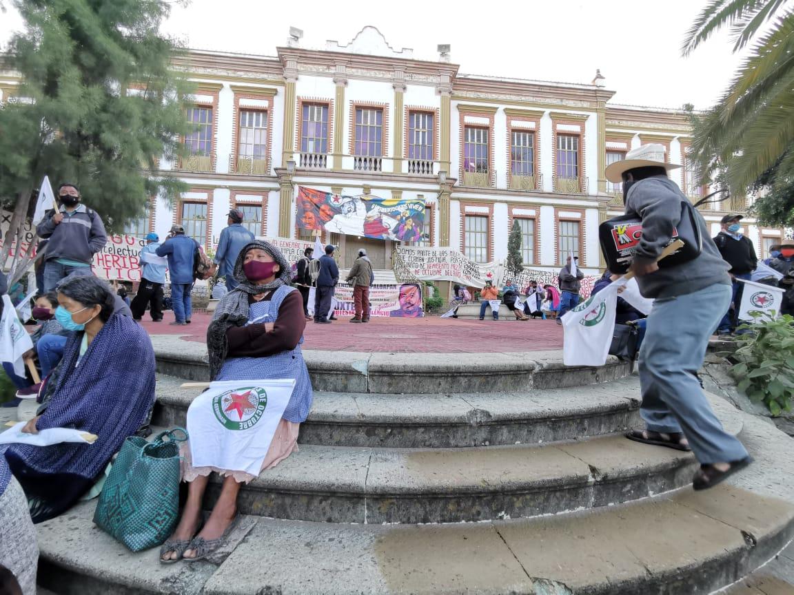 A 10 años del asesinato del líder social Heriberto Pazos, exigen castigo a los autores intelectuales