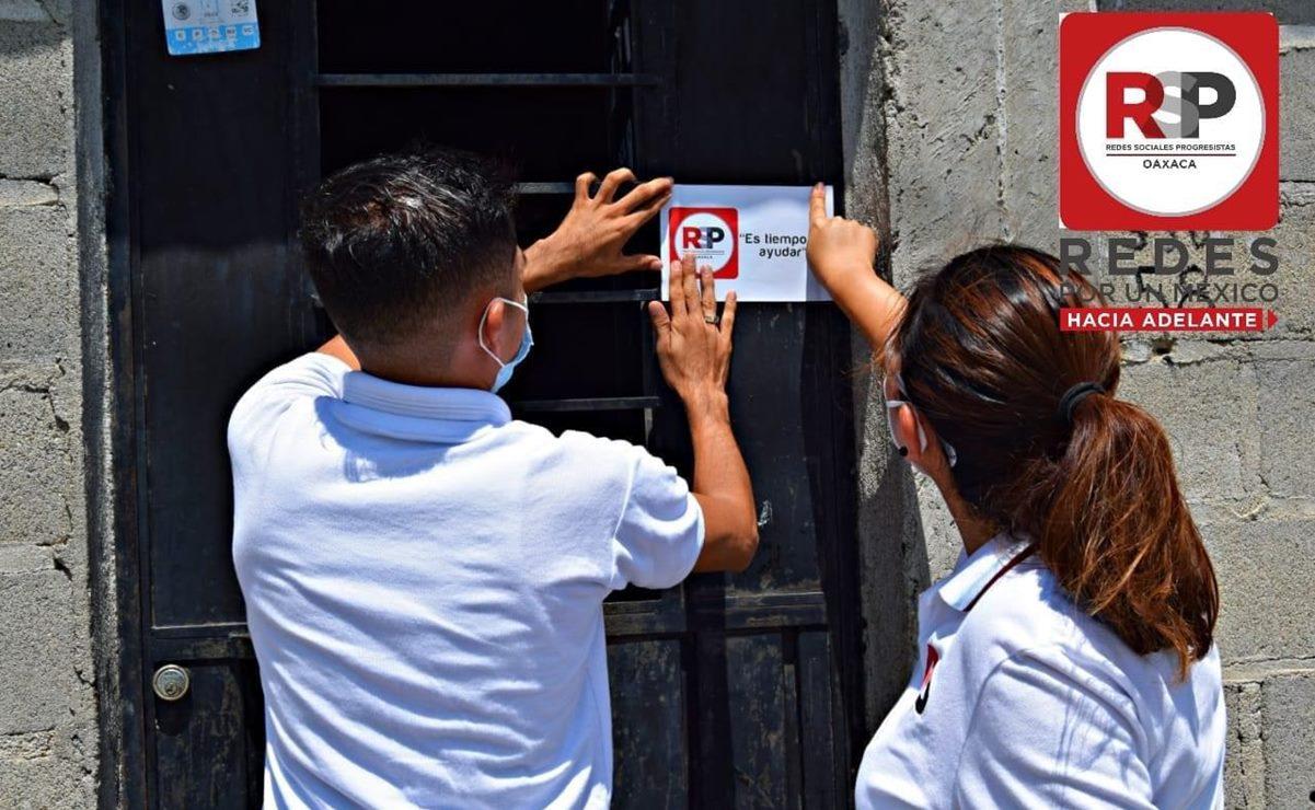 Asigna IEEPCO 1.3 mdp a los nuevos partidos Redes Sociales Progresistas y Fuerza Social