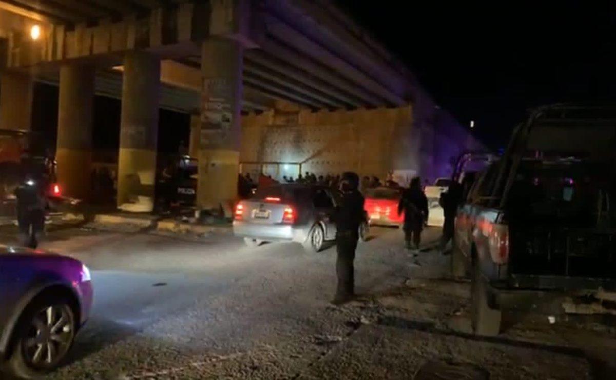 Persecución y 5 heridos, el saldo del ataque en Guerrero a personal de Seguridad Pública de Oaxaca