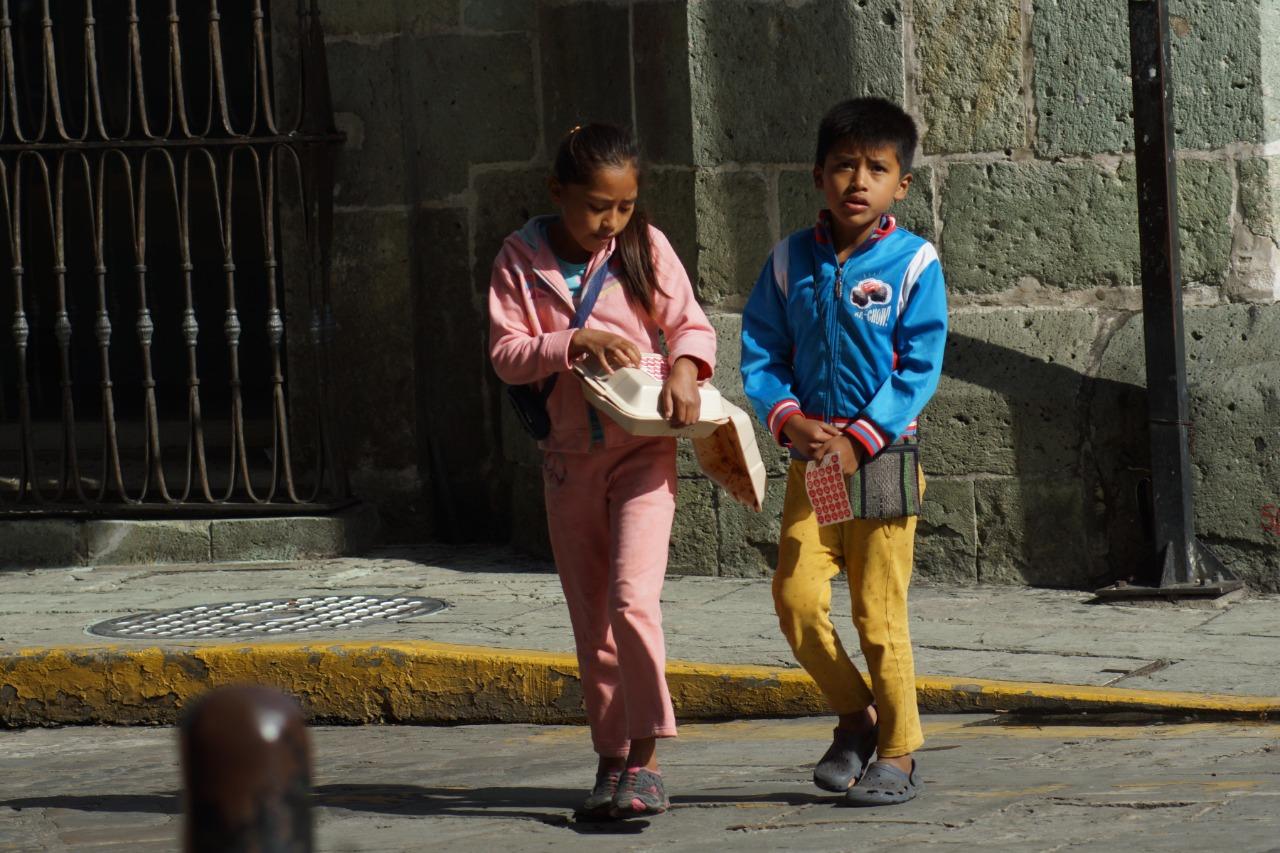 """Con campaña """"1,2,3, por ti"""", reunirán testimonios de niños oaxaqueños sobre cómo viven sus derechos"""