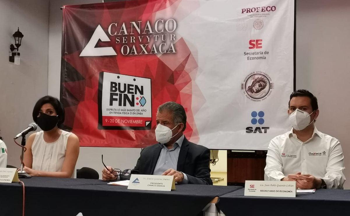"""""""Buen Fin será clave en la reactivación económica""""; Canaco llaman a clientes a planificar compras"""