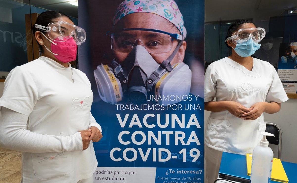 Oaxaca se suma a la búsqueda de la vacuna contra Covid-19; hoy aplican las primeras 10 dosis