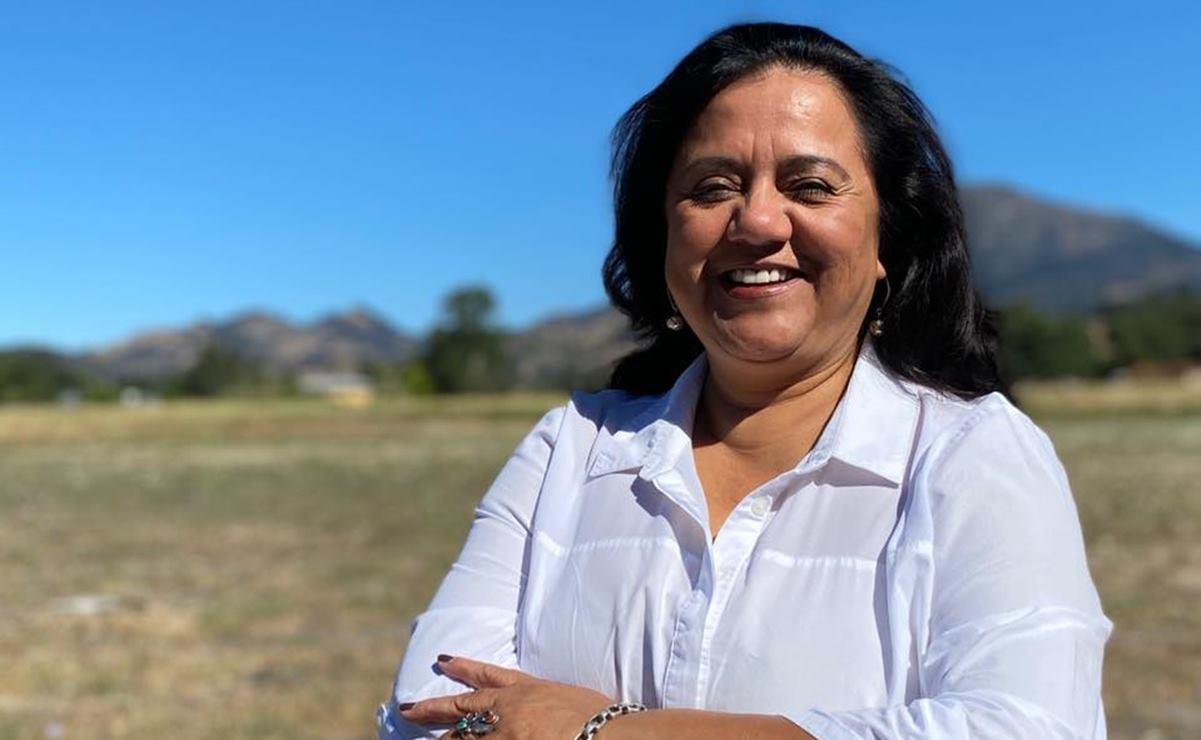 Gana mujer migrante de Huajuapan cargo en EU, fue reelecta concejal de Calistoga, California