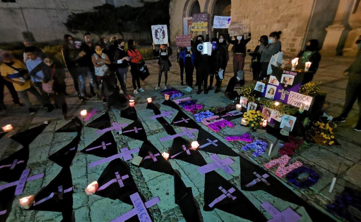 Han asesinado a 256 mujeres tras Alerta de Violencia de Género en Oaxaca; 15 niñas sólo en 2020