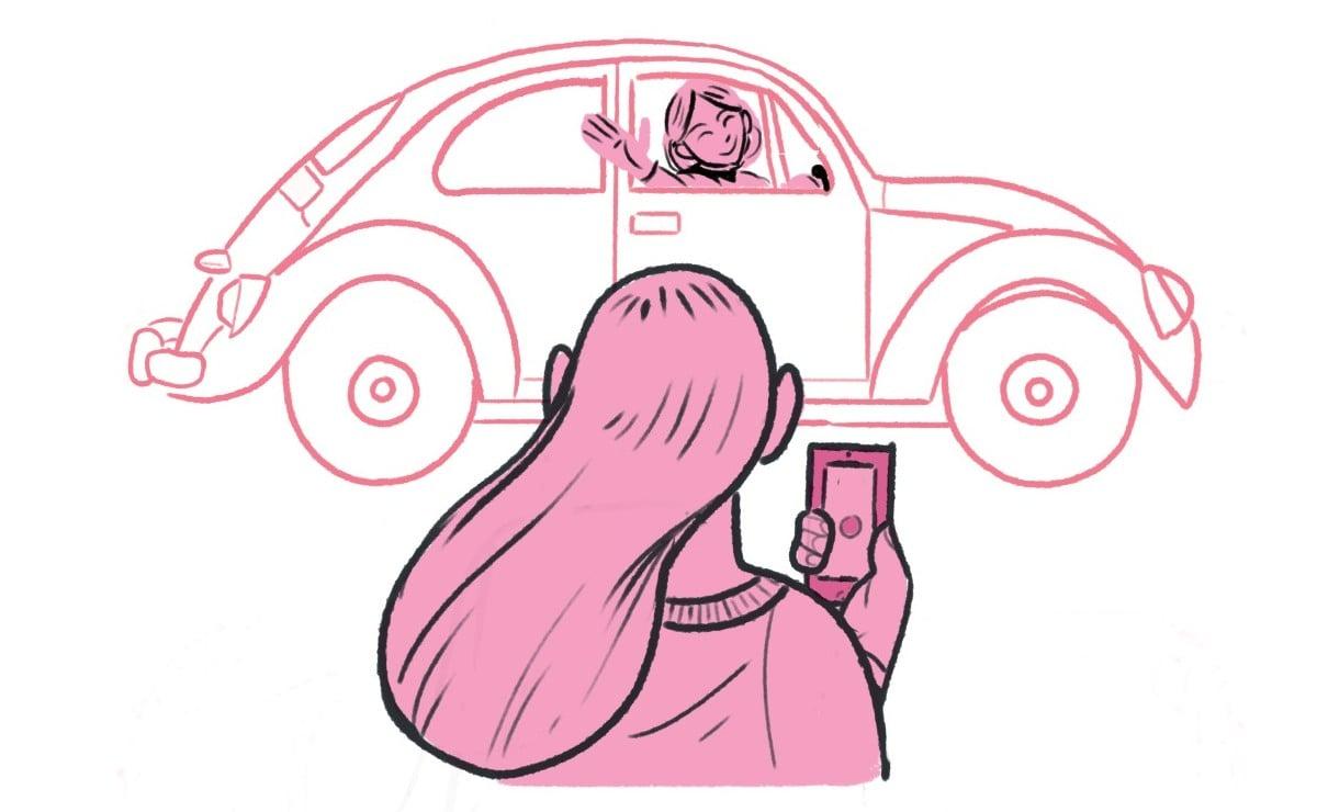Conoce a la vochita feminista, opción de transporte para que mujeres viajen libres de acoso en Oaxaca