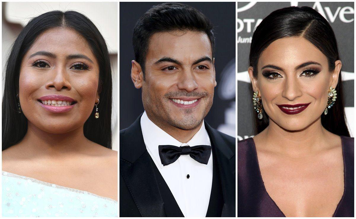 Yalitza Aparicio conducirá los Latin Grammy 2020, junto a Ana Brenda y Carlos Rivera