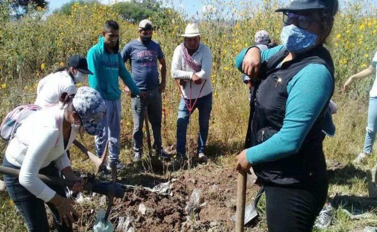 ¡Hasta encontrarte, Zayra! familia y activistas buscan a joven desaparecida en la Mixteca