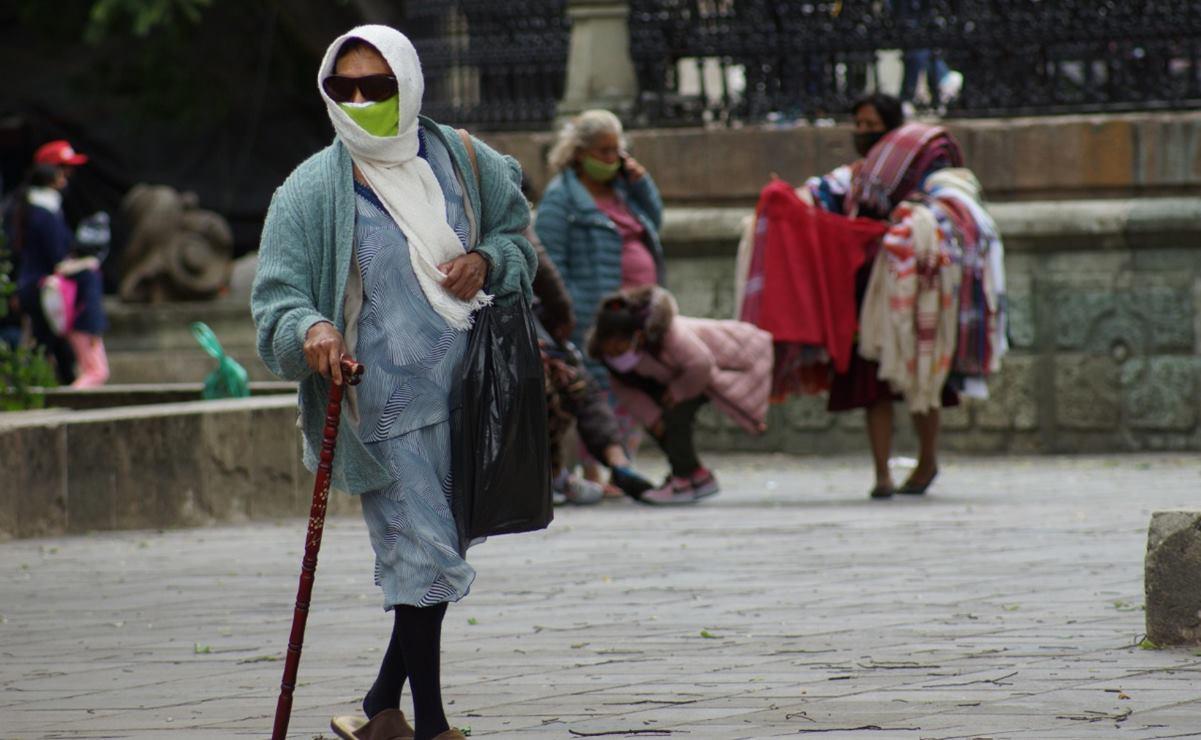 Fuertes rachas de viento y lluvias torrenciales traerá a Oaxaca Frente Frío número 13: Conagua