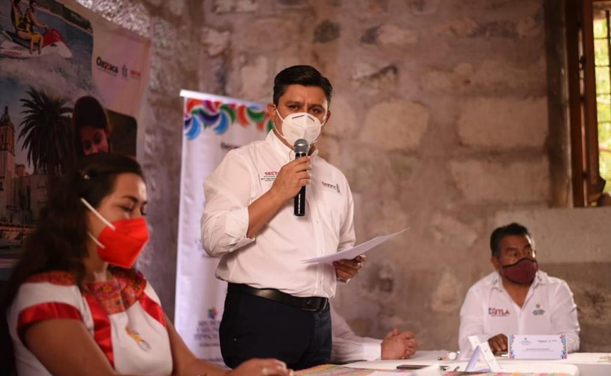 Designan a Juan Carlos Rivera Castellanos como presidente de secretarios de Turismo del país