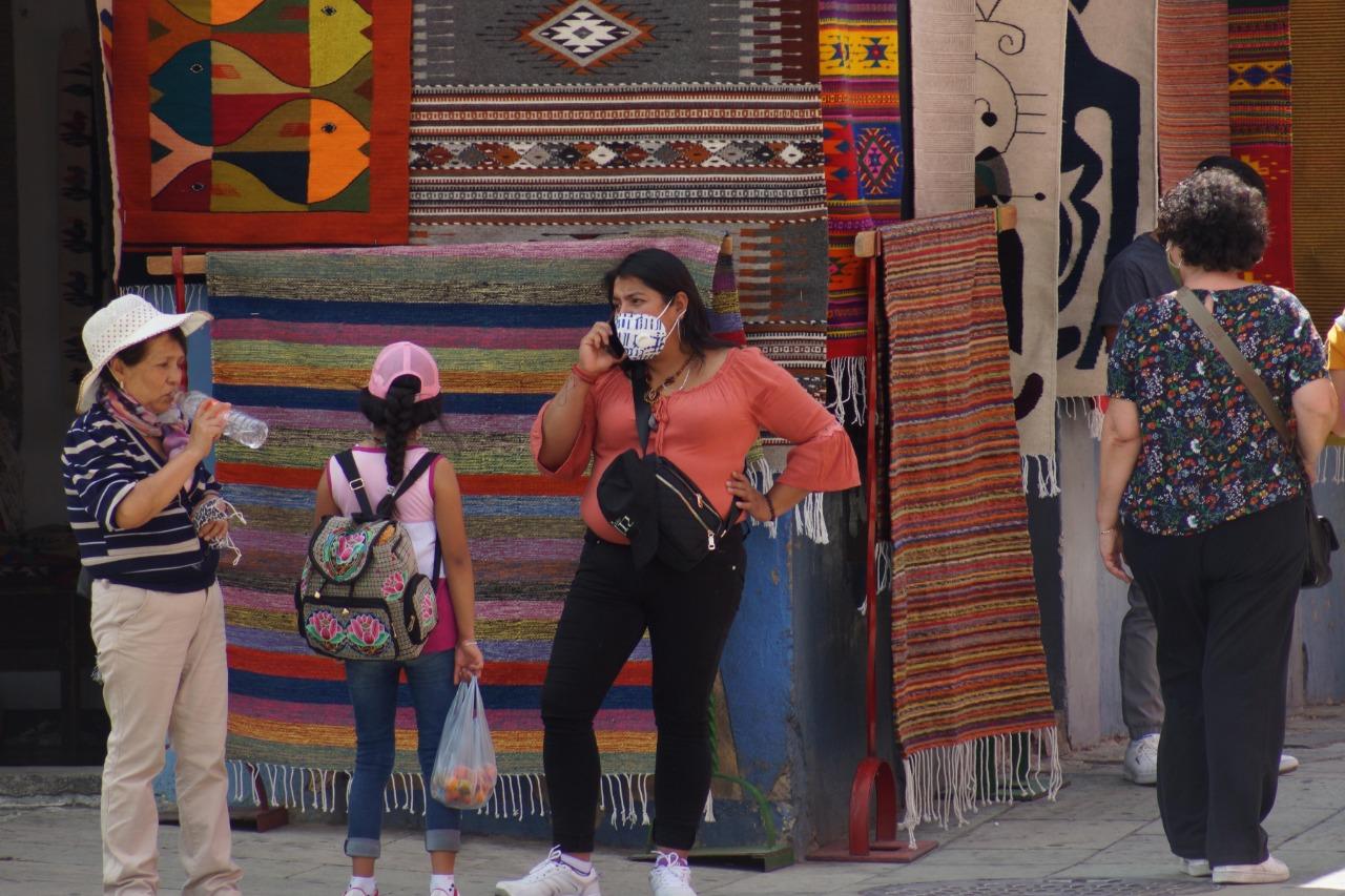 Pierde Oaxaca 82 mil empleos en tercer trimestre del año, respecto a 2019; la mayoría en micronegocios