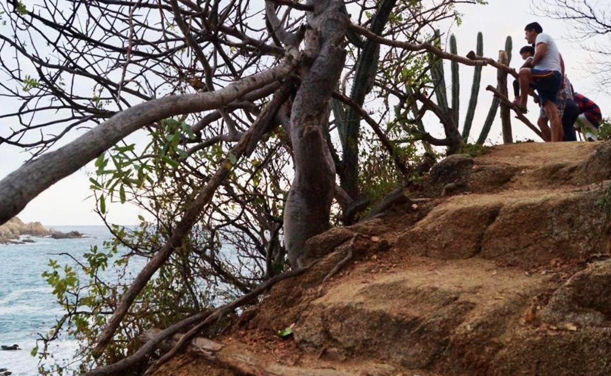 ¿Para todos?: Decreto presidencial, esperanza de acceso digno a 4km de playas en Huatulco