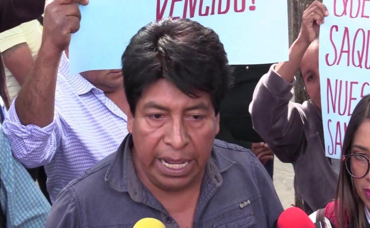 Caen dos por asesinato de Rodolfo Jiménez, activista de Loxicha