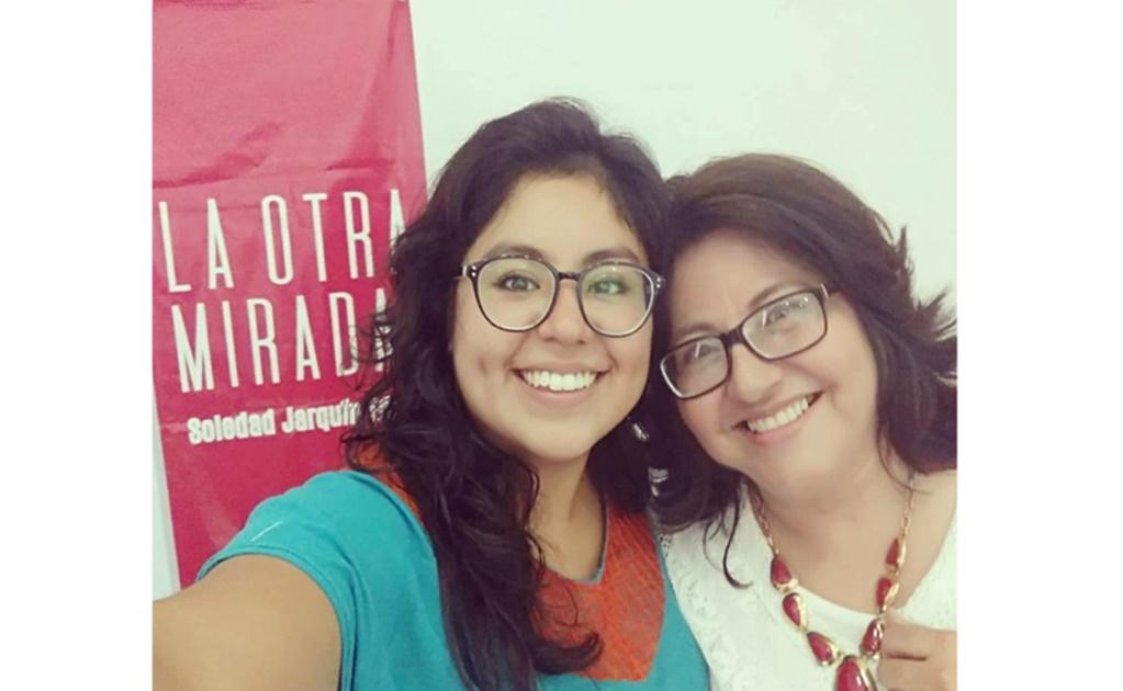 Soledad Jarquín pide a AMLO justicia por feminicidio de su hija Sol, ocurrido en Oaxaca en 2018
