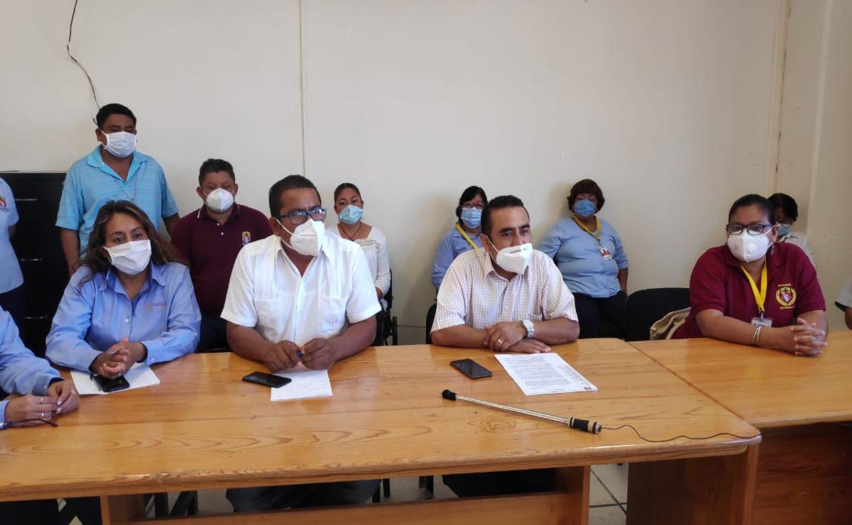 Trabajadores de Salud del Istmo anuncian paro de labores; exigen pago de prestaciones de fin de año