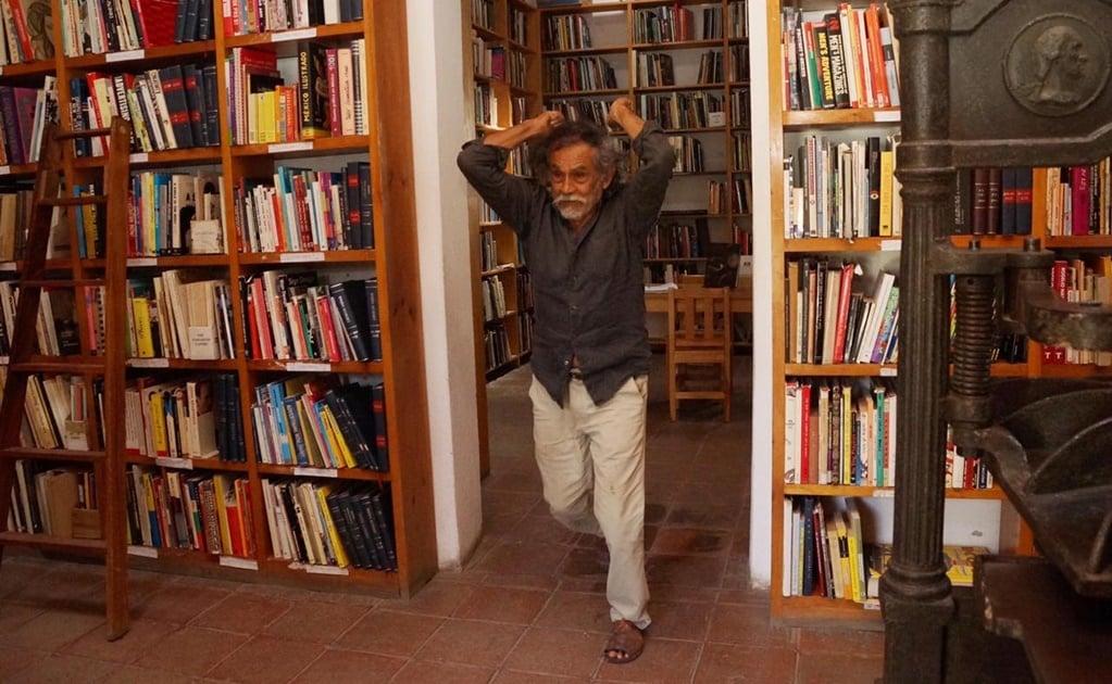El IAGO, el primer espacio creado por el maestro Toledo en Oaxaca, cumple 32 años