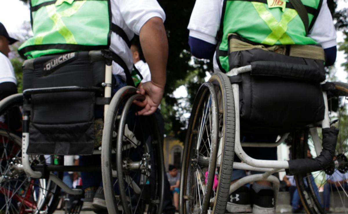 Dinero no genera inclusión, urgen políticas públicas para personas con discapacidad: activista