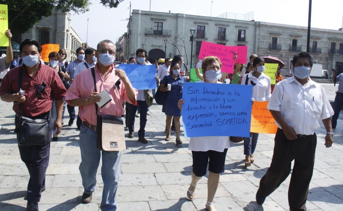 Preocupa a DDHPO desaparición de fideicomiso para proteger a defensores de derechos humanos