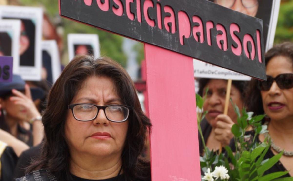 Soledad Jarquín participará en comparecencia del fiscal ante el Congreso, por feminicidio de Sol