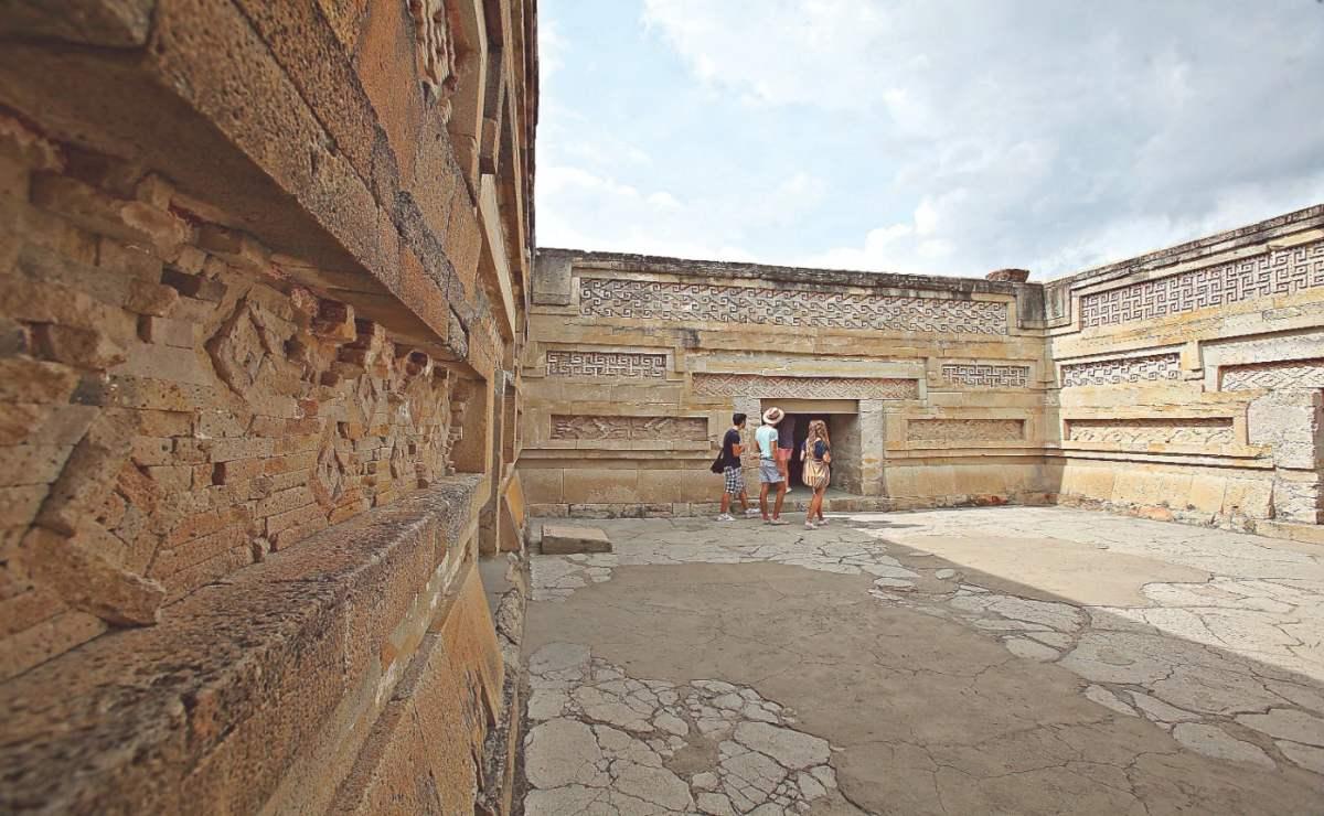 Aplazan la reapertura de zona arqueológica de Mitla al turismo, será el 17 de diciembre