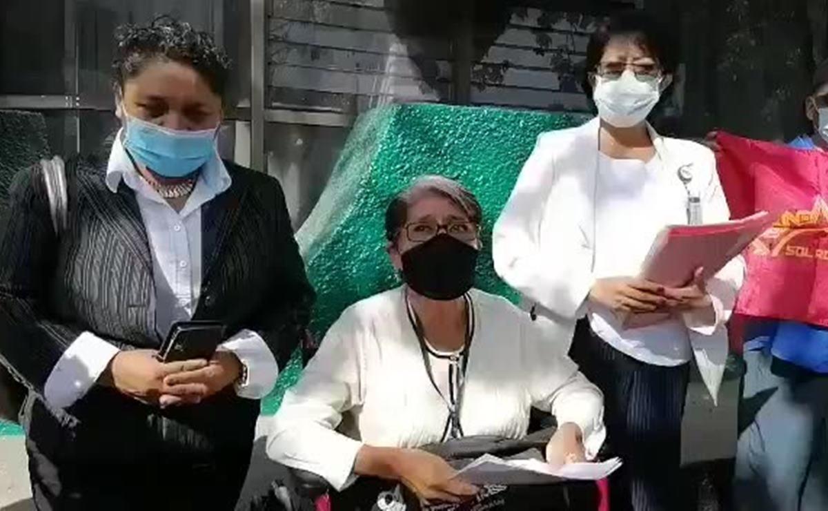 Exigen trabajadores del IMSS en Oaxaca conocer destino de cuotas sindicales; denuncian desvío
