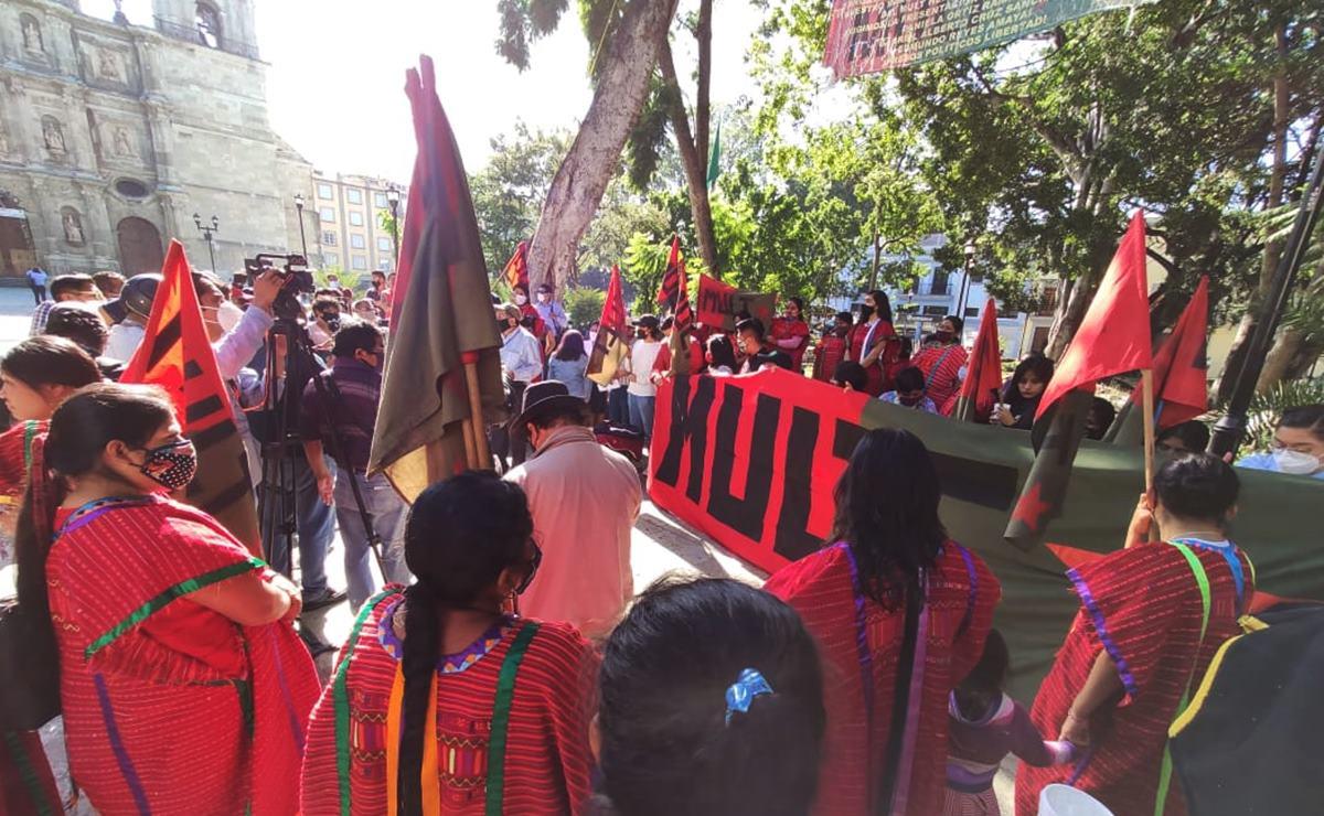 Contempla MULT sumarse a postura política del EZLN y éxodo pacífico, tras masacre de familia triqui