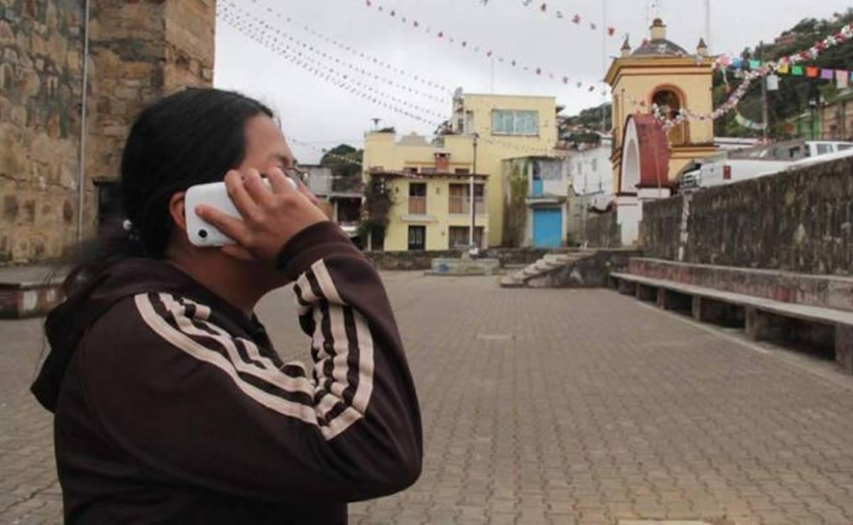 En 360 municipios de Oaxaca no hay cobertura de ninguna red de telecomunicaciones: IFT