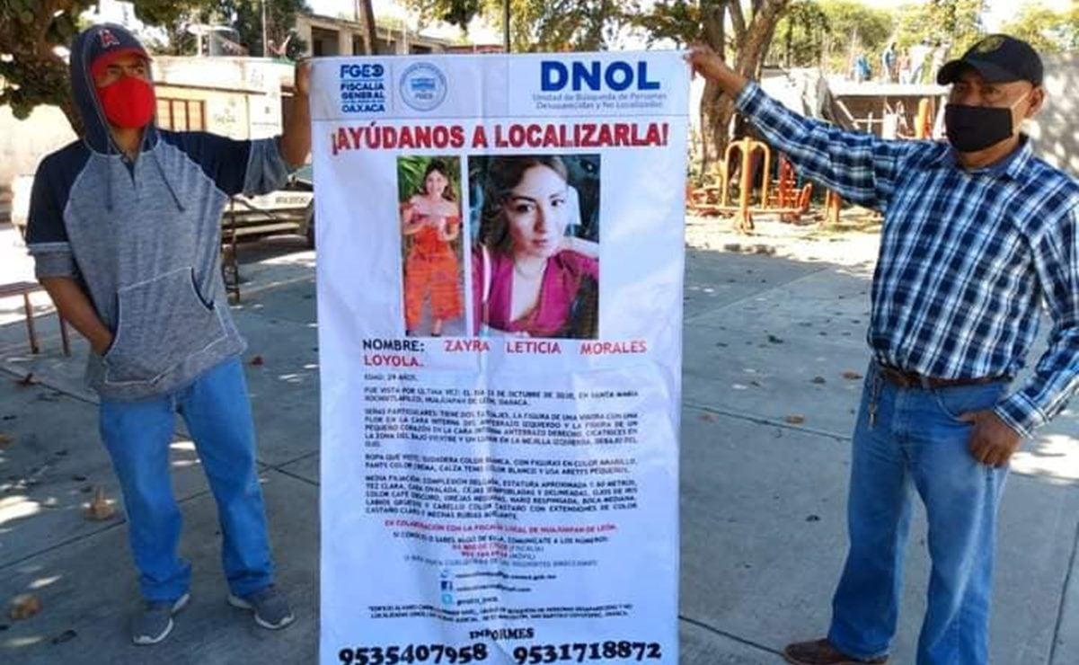 Presentan ante Juez a dos hermanos, presuntos responsables de la desaparición de Zayra