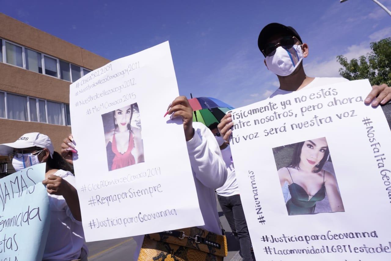 Desde el Congreso de Oaxaca, piden que asesinatos de Geovanna y Sherlyn se indaguen como feminicidio