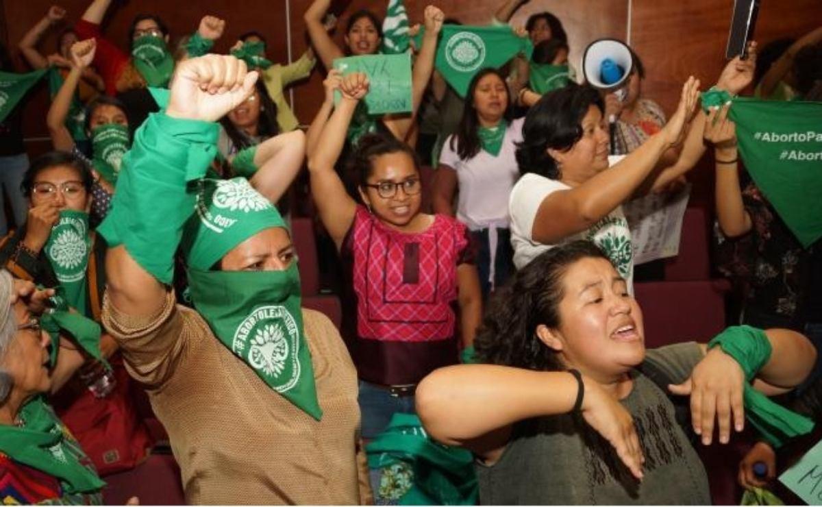 Oaxaqueñas siguen viajando a CDMX para tener acceso al aborto; faltan protocolos en hospitales