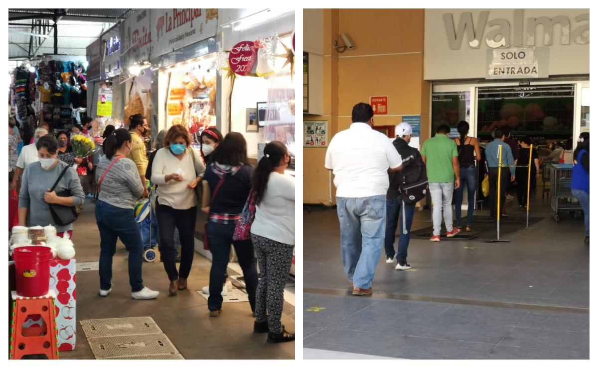 Cuatro hospitales Covid en Oaxaca se reportan llenos... pero la gente sigue en las calles