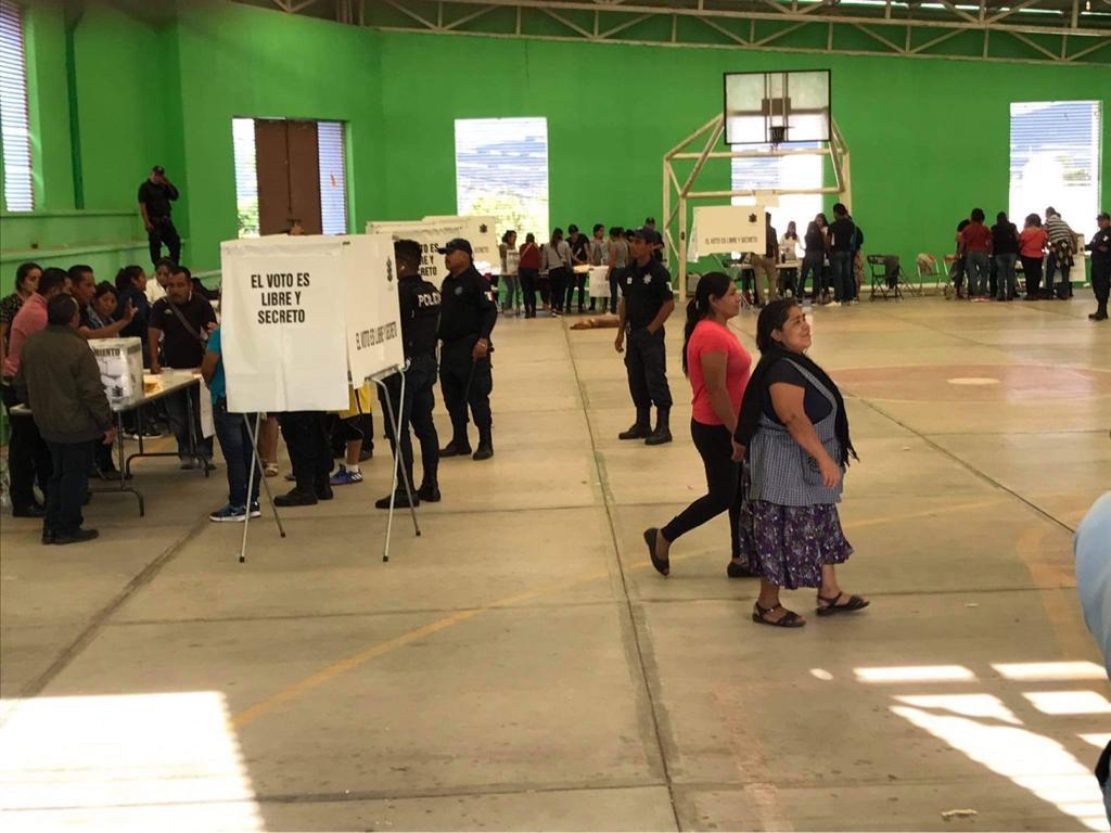 Valida IEEPCO elección en 8 municipios indígenas; 55 renovarán autoridades el 1 de enero