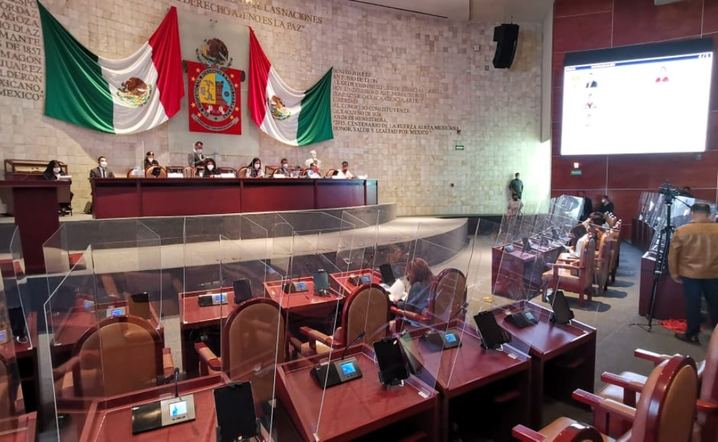 Aprueba Congreso de Oaxaca 226.2 mdp para partidos; deja al IEEPCO sin recursos extra para elecciones
