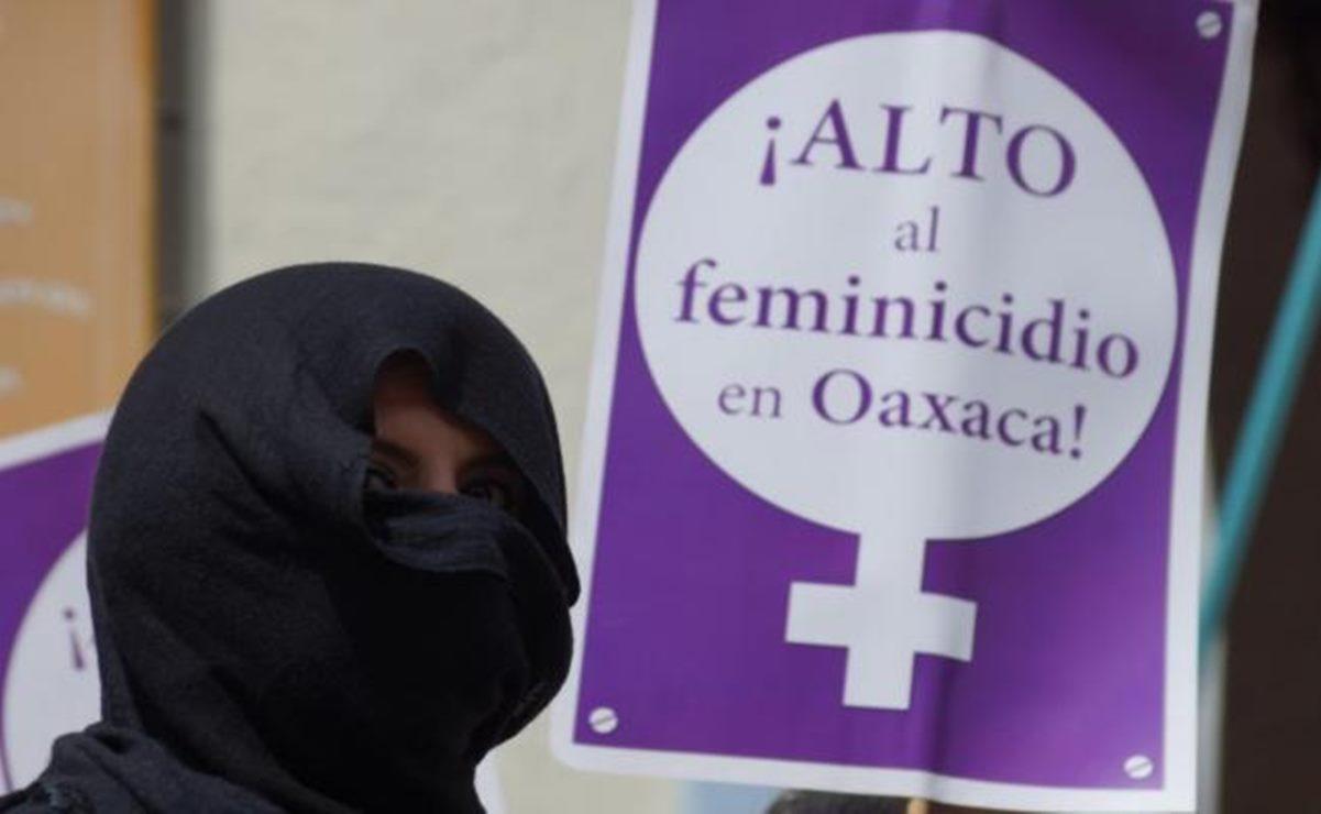 De 114 asesinatos de mujeres hasta noviembre, sólo 35 se indagan como feminicidio en Oaxaca