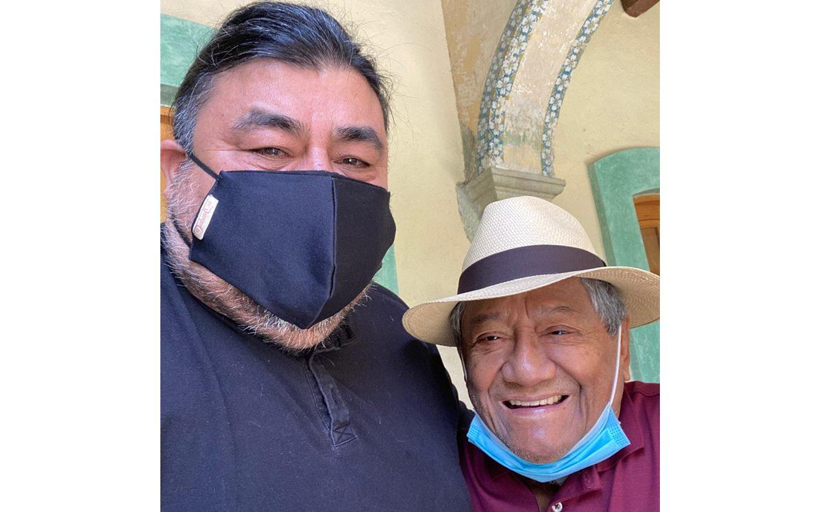 Armando Manzanero viajó a Oaxaca por su cumpleaños 85, previo a contraer Covid-19