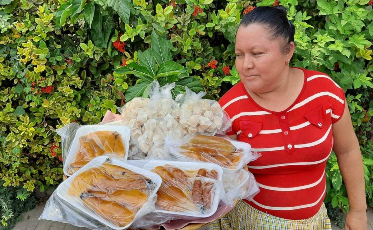 """""""Caviar juchiteco"""" y huevos tiernos de iguana, zapotecos despiden el año con platillos exóticos"""