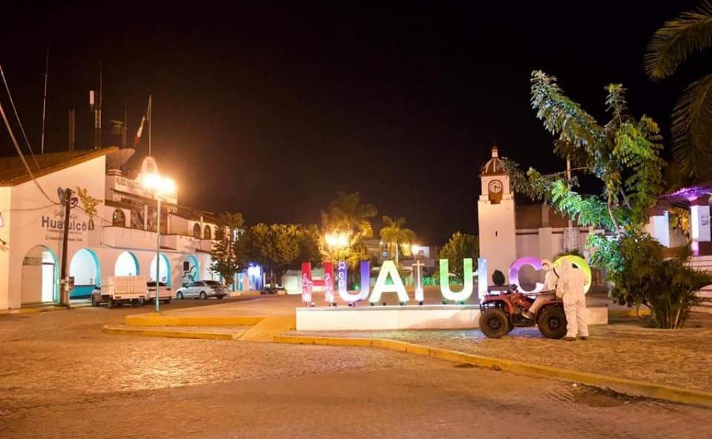 Por Covid-19, restringe Huatulco horario de restaurantes y espacios públicos para fin de año