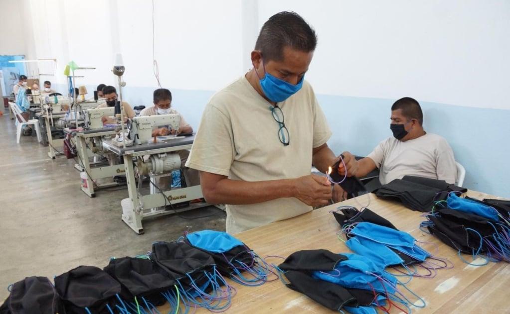Registran 37 contagios por Covid-19 en el sistema penitenciario de Oaxaca en 2020